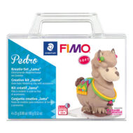 Fimo Soft Pedro - Creative Kit Lama 8025-31 - Fimo Sæt