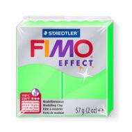 FIMO Effekt Neon Green 8010-501