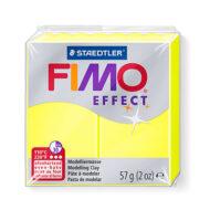FIMO Effekt Neon Yellow 8010-101