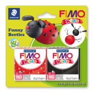 FIMO Kids Funny Beetles 8035-12