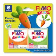 FIMO Kids Funny Carrots 8035-14