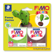 FIMO Kids Funny Cuctus 8035-13