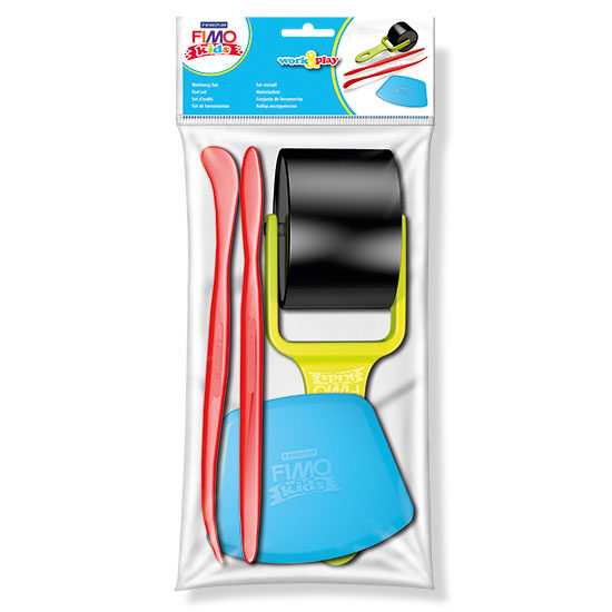 FIMO Kids Work and Play Tool Set 8700-31