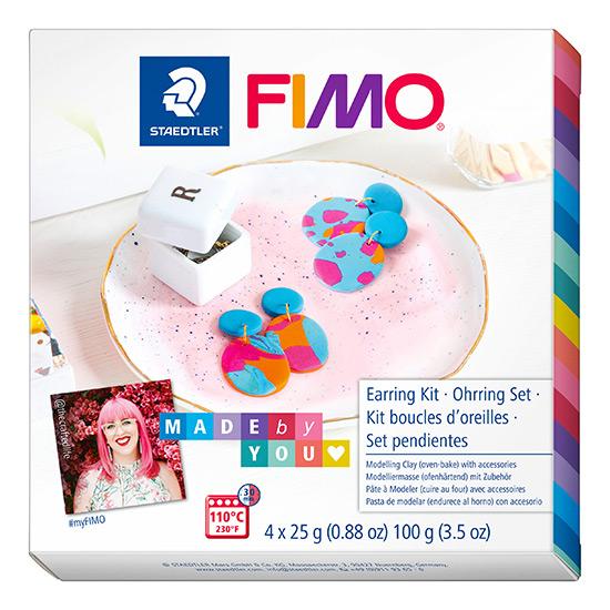 FIMO Earring kit 8025 DIY2 - Øreringe