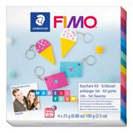 FIMO Keychain kit 8025 DIY3 - Nøgleringe