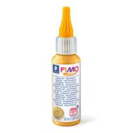 Fimo Liquid Deco Gel Guld 8050-11