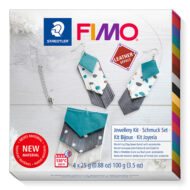 Fimo Leather Jewellery Kit 8015 DIY1 - Smykkesæt