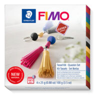 Fimo Leather Tassel Kit 8015 DIY2 - Kvaster