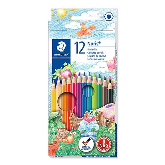 Staedtler Noris Club 144 NC12 - 12 farveblyanter