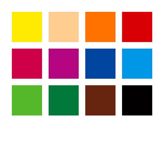 noris club 144-10nc12 farver
