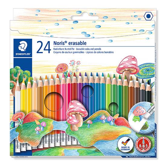 Staedtler Noris Club 144 50NC24 - 24 farveblyanter