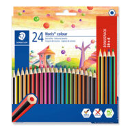 Staedtler Noris Club 185 C24 - 24 farveblyanter
