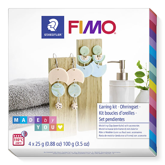 FIMO Earring kit 8025 DIY5