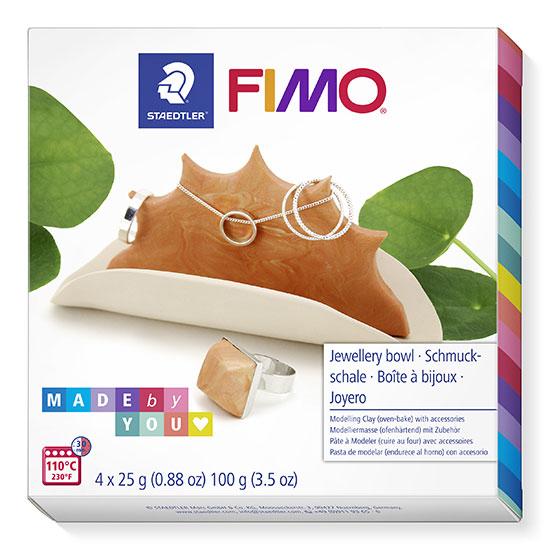 FIMO Jewellery Bowl 8025 DIY6 - Smykkeskål