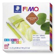 Fimo Leather Pen Cases 8015 DIY7 - Pennetaske med kuglepen